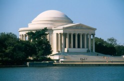 Jefferson Memorial, Washington, DC.