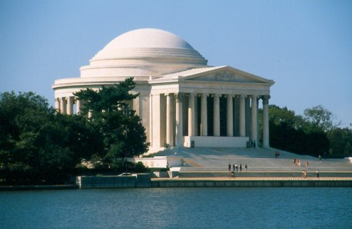 Jefferson Memorial, Washington, DC.