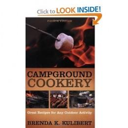Campground Cookery [Paperback] By Brenda K. Kulibert