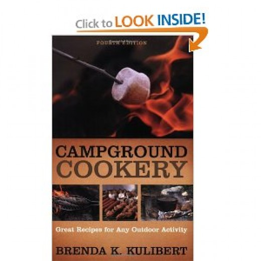 Campground Cookery [Paperback] By Brenda K. Kulibert