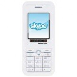The Edge Core WM4201 Skype Wi-Fi Phone