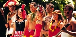 Hawaii's Polynesian Cultural Center  Favored Tourist Attraction