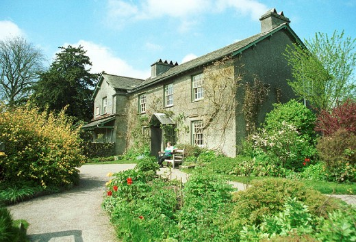 Hill Top Farm, Beatrix Potter Museum