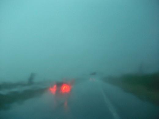 Bad rain!
