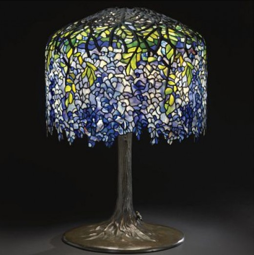 love libraries books tiffany lamps stain glass and more hubpages. Black Bedroom Furniture Sets. Home Design Ideas