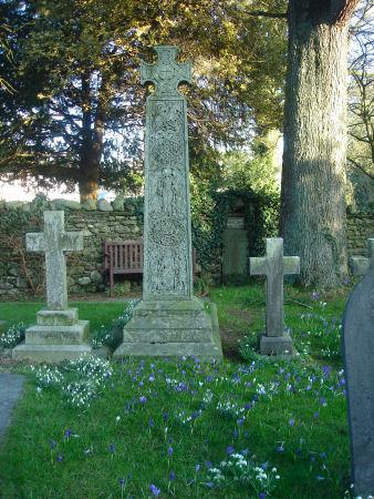 Grave of John Ruskin, Coniston.