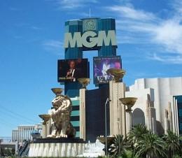 MGM billboard