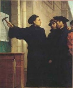 Martin Luther and Indulgences