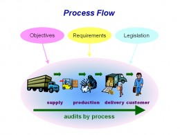 Improvement of Processes Using ISO 9001:2008 Quality Management System