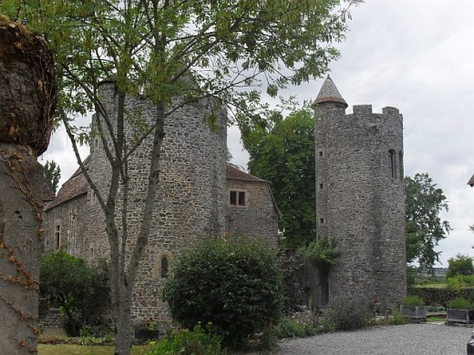 Chateau de Bonnu
