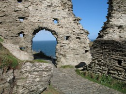 Tintagel Castle, King Arthur Legend