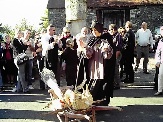 Bonnu Witchcraft Festival
