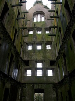 Bodmin Jail  - Haunted Places in Cornwall