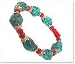 Silver Bracelet from Ladakh