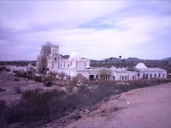 White Dove of the Desert - Tucson's Mission San Xavier del Bac