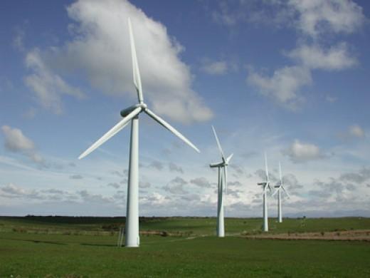 Wind Turbine in Sweetwater