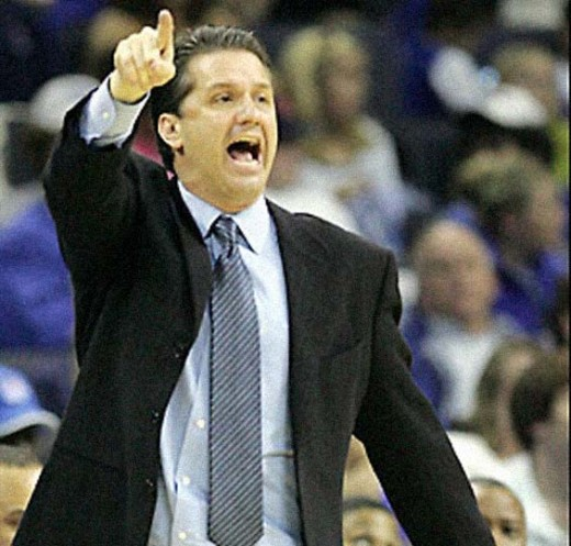 Coach John Calipari has a unique vision for UK's future