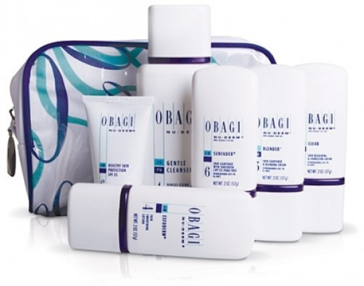 Obagi Creams Travel Set