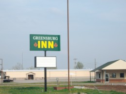 Greensburg, KS Their town was wiped out in 2007