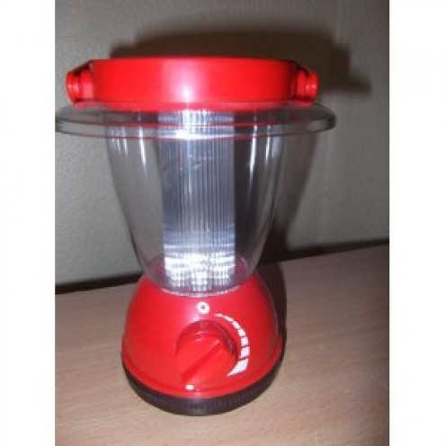 Solar Emergency Indoor & Outdoor Lantern Lamp Light (LED)