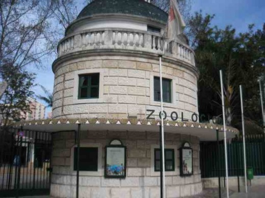 Entrance to Lisbon Zoo. Source: Wikipedia Commons