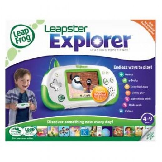 Leapfrog Leapster Explorer