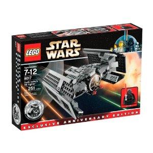 Lego Star Wars Darth Wader's Tie Fighter