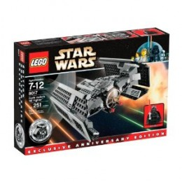 Lego Star Wars Darth Wader's Tie Fighter