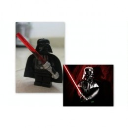 Lego Star Wars Darth Wader's Tie Fighter 8017
