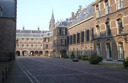Binnenhof - The Hague