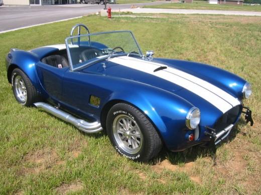 Kit cars for sale / Objetos de decoracion online