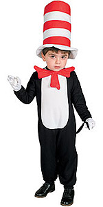 Cat in the Hat. Available from AnniesCostumes.com
