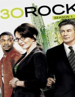 I never watched 30 Rock on TV.  I looked at all of the first three seasons on my computer.  Cool!