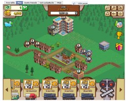 Lucky Train::Social Games::Facebooks Lucky Train Game