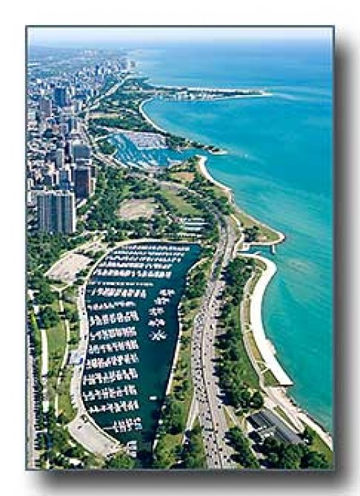 Chicago diversey harbor