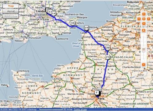 route planner rac