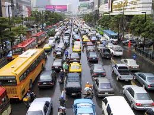 Auto Traffic Avalanche