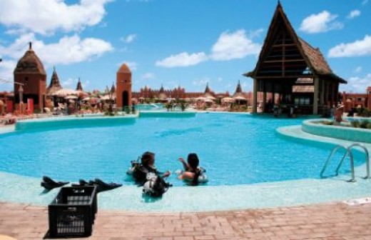 Club Riu Funana Pool