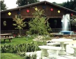 Heinemann's Wine Garden At Put In Bay