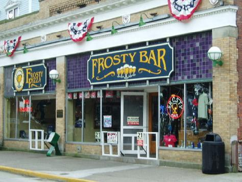 Frosty's Bar At Put In Bay
