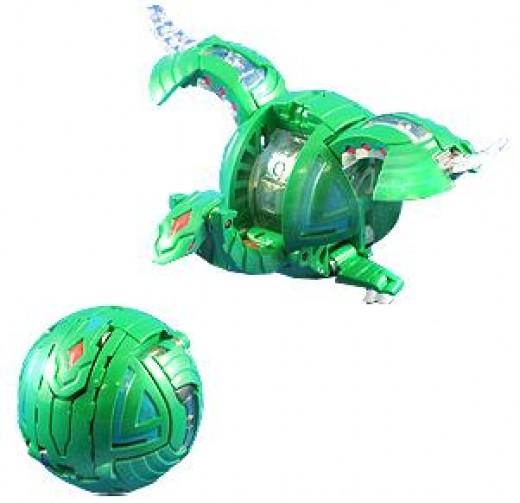 Ventus Green Glotronoid