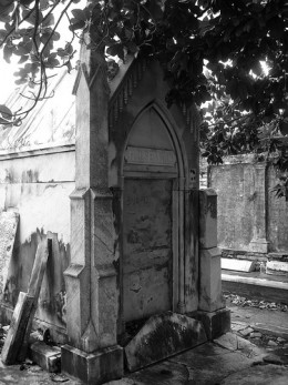Tomb in Lafeyette Cemetery