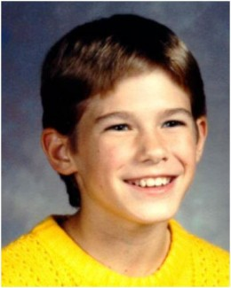 Jacob Wetterling in whose memory the Wetterling Act of 1994 required a registry be kept for all offenders of crimes against children, or who commit violent sex crimes.