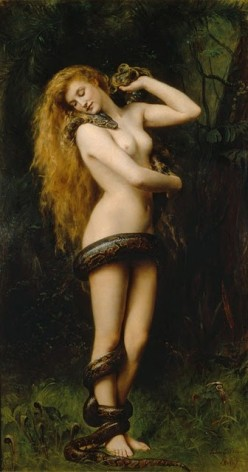 Lilith the Woman Before Eve