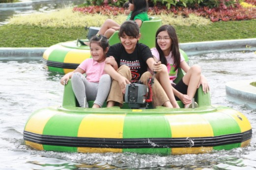 Bumper Boat photo Edi Muljadi/Facebook