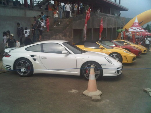 Ferari Community photo Edi Muljadi/Facebook