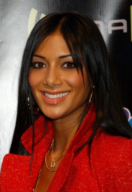X Factor judge Nicole Scherzinger