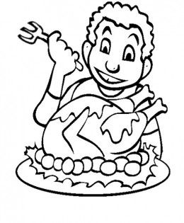 cranberry coloring pages kids - photo#20