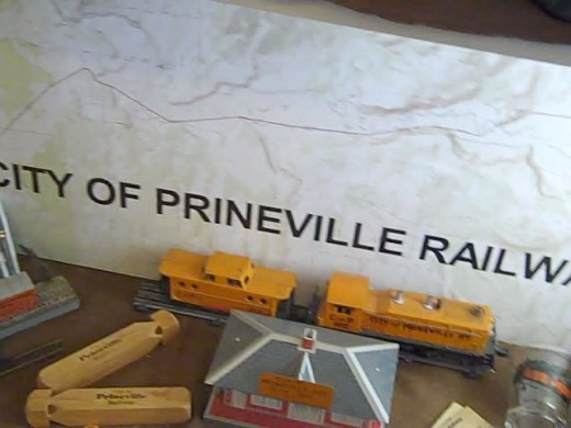 Prineville railroad