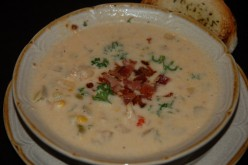 New Orleans Clam Chowder & Corn Recipe